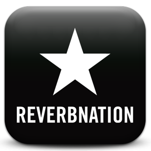 white-reverbnation-icon