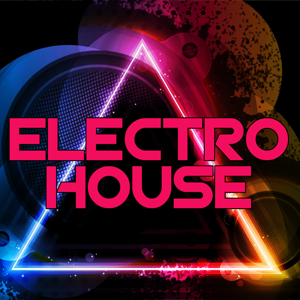 Electro house imagui for House music cover